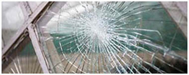 Worsbrough Smashed Glass